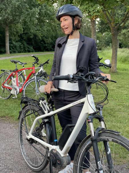 Umweltministerin Anne Spiegel