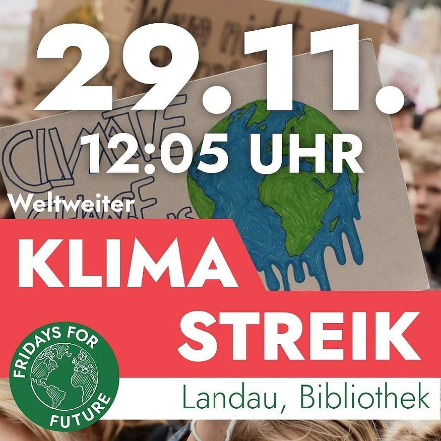 Klimastreik Landau
