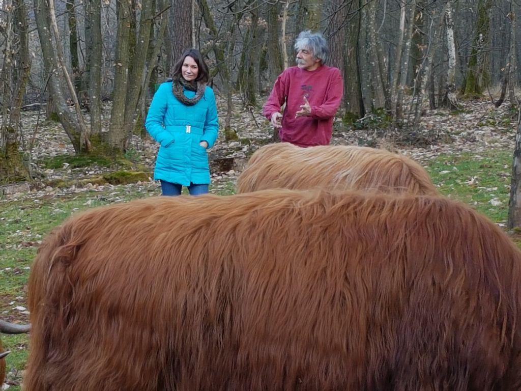 Anne Spiegel zu Besuch in Ranschbach