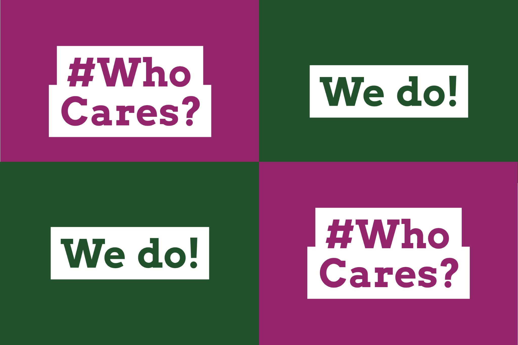 8. März ist Internationaler Frauentag. Unser Fokus: Care-Arbeit. Denn Care-Workerinnen haben mehr verdient!